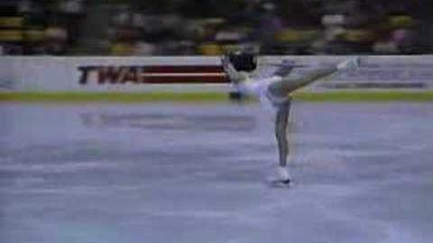 1986 Skate America Yamaguchi Galindo LP