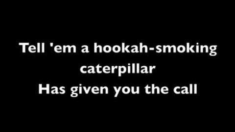 """White Rabbit""-Jefferson Airplane Lyrics"