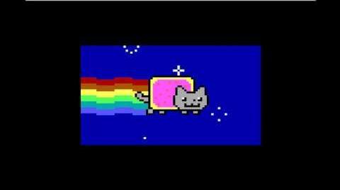 MEMZ Nyan Cat