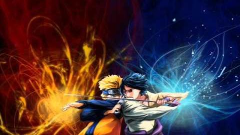 Naruto Shippuden OST 1 - Track 11 - Aikouhenno ( Scene Of A Disaster )