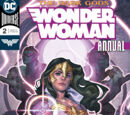 Wonder Woman Annual Vol 5 2