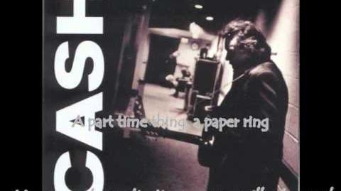 Solitary man Johnny Cash Subtitulado