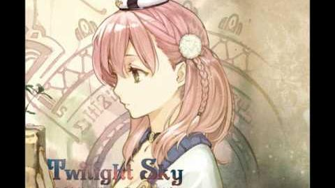 Atelier Escha & Logy Vocal Album OST - Sky of Twilight