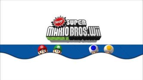 New Super Mario Bros. Islands Adventure/Soundtrack