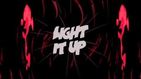 Major Lazer - Light It Up (feat. Nyla & Fuse ODG) Remix (Official Lyric Video)