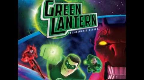 Green Lantern TAS Soundtrack - 01 - Green Lantern Main Theme