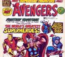Avengers (Marvel UK) Vol 1 1