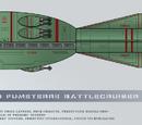 Type-600 Fumeterre Battlecruiser