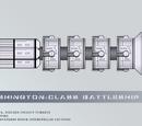 George Washington-class Battleship