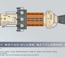 Sovetsky Soyuz-class Battleship