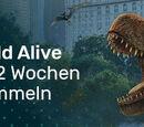 AML Tony/Jurassic World Alive - 2 Wochen Dino-DNA sammeln