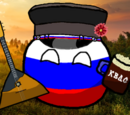Rússiaball