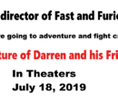 Adventure of Darren and his Friends