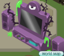 Phantomized HDTV