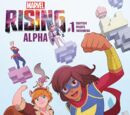 Marvel Rising: Alpha Vol 1 1