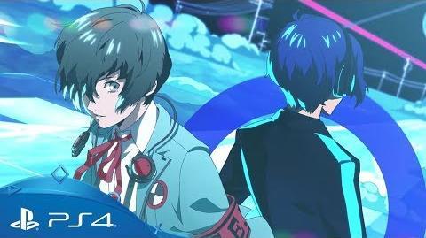 Xemnas Axel/Salta a la pista de baile con Persona 3: Dancing in Moonlight y Persona 5: Dancing in Starlight para PS4 y Vita