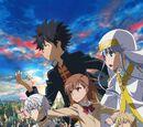 Ollerus/Toaru Majutsu no Index III Key Visual, Cast & Staff