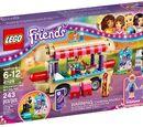 Amusement Park Hot Dog Van (41129)
