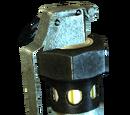 Светошумовая граната M84