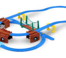 Thomas is climbing! Mechanical Action Rail Set