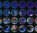 Mission:新北市民廣場夜景