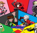 Cartoon Network vs Blazblue: Cross Tag Battle: CNvBB Chaos