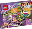 Amusement Park Bumper Cars (41133)