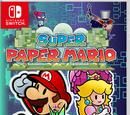 Super Paper Mario (20th Anniversary Edition)