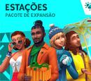 The Sims 4: Estações