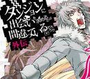 Sword Oratoria Manga Volumen 6