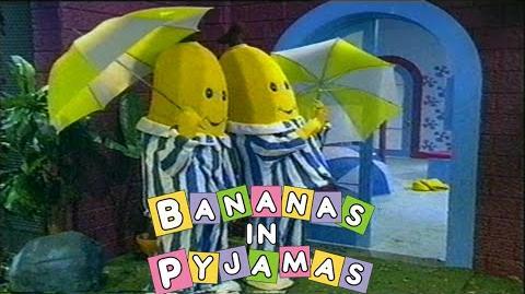 Bananas in Pyjamas- It's Raining (1992)