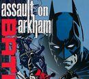 Batman: Atak na Arkham (film animowany; 2014)