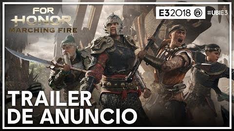 Moulderkurt.5/Cuatro héroes del lejano oriente se unen a For Honor
