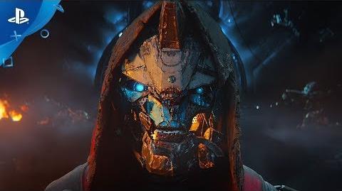 Destiny 2 Forsaken - E3 2018 Story Reveal Trailer PS4