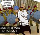 Macedonian Sarissa