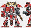 Questoris Pattern Knights