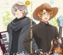 Hetalia: The World Twinkle Character CD Vol. 7 — America and Russia
