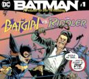 Batman: Prelude to the Wedding: Batgirl vs. The Riddler Vol 1 1