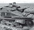Tankettes