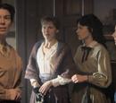 Ezekielfan22/Brenda French, Abigail King, Daphne Holtzmann, & Clarissa De Lint (The Pinkertons)