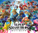 Super Smash Bros. Ultimate stock artwork