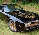 Pontiac Trans Am (Smokey & The Bandit)