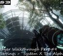 "Crysis 3 PC Single Player Walkthrough - Max Settings - Part 9 ""The Alpha Ceph"""