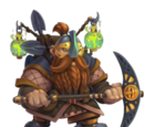 Atum's Bodyguard