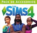 Los Sims 4: Fitness - Accesorios