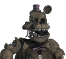 Collapsed Fredbear