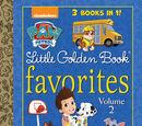 PAW Patrol: Little Golden Book Favorites Volume 2