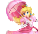 Princess Peach (Canon)/ArceusBowser44