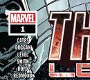 Thanos Legacy Vol 1