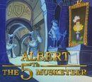 Albert the 5th Musketeer